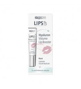 LIPS UP VOLUME BOOSTER ROSE...