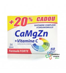 CA+MG+ZN+VIT C 60PLC /20%...
