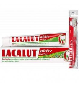 LACALUT AKTIV HERBAL PASTA...