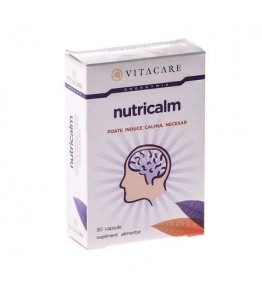 NUTRICALM 30CPS