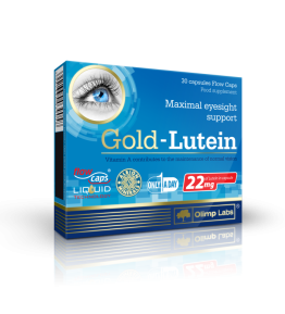 GOLD LUTEIN  – Vedere...