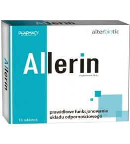Allerin, antialergic,...