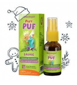 PufyPUF Salvie spray -...